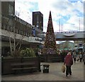 SJ8990 : Merseyway Christmas Tree 2010 by Gerald England
