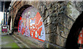 J3473 : Railway arches, Belfast (2) by Albert Bridge
