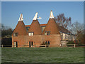 TQ7826 : Oast House, Court Lodge Farm, Bodiam, East Sussex by Oast House Archive