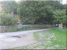 TQ1469 : River Lodge by Shaun Ferguson