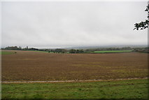 TQ6059 : View south from the Pilgrims' Way by N Chadwick