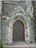 SD5095 : St Oswald's Church, Burneside, Doorway by Alexander P Kapp