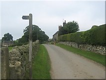 SK2652 : Callow, Derbyshire by Eamon Curry