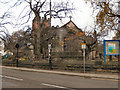 SJ8588 : Cheadle Parish Church by David Dixon
