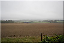 TQ5959 : View south from the Pilgrims' Way by N Chadwick