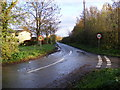 TM3982 : Wangford Road, Cox Common by Adrian Cable