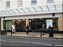 SP2871 : Kenilworth's former Woolworths store being refitted by John Brightley