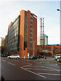 J3373 : BBC building, Belfast by Kenneth  Allen