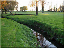 TQ8789 : Eastwood Brook by terry joyce