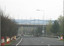SU6252 : Brunel Road bridge by Given Up
