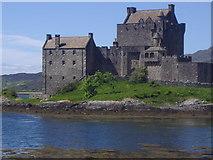NG8825 : Eilean Donan Castle by Euan Nelson