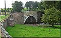 NU0123 : Lilburn West Bridge near East Lilburn by Stephen Richards