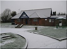 TL1217 : East Hyde: The Village Hall by Nigel Cox