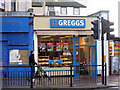 TQ8109 : Greggs, Queens Road by Oast House Archive