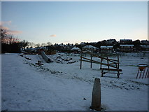 TA0288 : A play area off Woodland Ravine (road) by Ian S