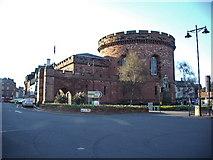 NY4055 : Carlisle Citadel by Alexander P Kapp