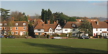 TQ8055 : The Green, Bearsted by Oast House Archive