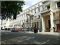 TQ2980 : Summer in Carlton House Terrace by Basher Eyre