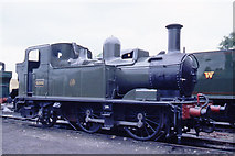 SU5290 : GWR 4866 at Didcot Railway Centre by Ian Taylor
