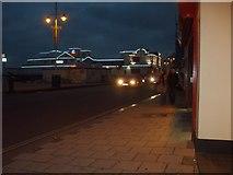 SZ9398 : Bognor Pier Lights by Gordon Griffiths
