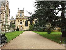 SP5106 : Trinity College, Oxford by John Salmon