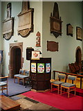 NY4057 : St Michael's Church, Stanwix, Carlisle, Interior by Alexander P Kapp