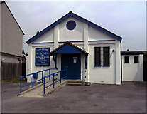 TQ4988 : St Agnes Church    Romford    Essex by Peter Stack