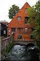 SU4829 : Winchester: City Mill by Christopher Hilton