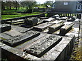 NY4348 : St Mary's Church, Wreay, Graveyard by Alexander P Kapp