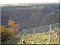 SK4513 : Bardon Hill Quarry by Trevor Rickard