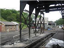 NZ8204 : Grosmont engine shed by Jonathan Thacker