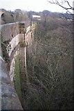 SJ9590 : Marple Aqueduct by Christopher Hilton