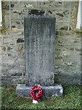 SD3484 : St Anne's Church, Haverthwaite, War Memorial by Alexander P Kapp