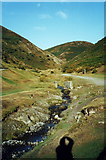 SO4494 : Carding Mill Valley, Shropshire by nick macneill