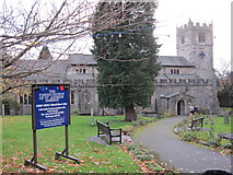 SD6592 : St. Andrew's Church, Sedbergh by Les Hull