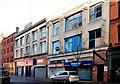 "J3374 : The ""Royal Exchange"" site, North Street, Belfast (2) by Albert Bridge"