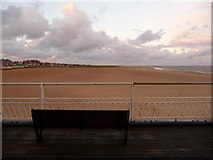 TG5307 : Great Yarmouth: view north from Britannia Pier by Chris Downer