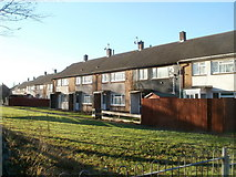 ST3487 : Malcolm Sargent Close, Newport by Jaggery
