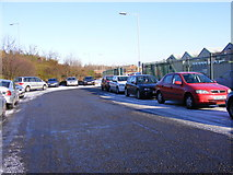 SO9596 : Hare Street Parking by Gordon Griffiths