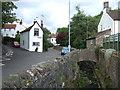 ST5777 : Westbury on Trym village by C P Smith