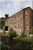 SD8611 : Crimble Mill, Heywood by Chris Allen