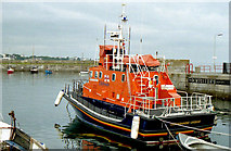 J5980 : Donaghadee lifeboat (2002) by Albert Bridge