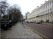 TQ2882 : Park Square East, Regents Park, London by Ian S