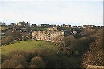 SE0915 : Heath House Mill, Golcar by Chris Allen