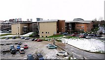 NZ4057 : St Peter's Campus of the University of Sunderland by Andrew Curtis