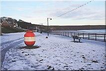 TA1280 : Filey Promenade by Mick Garratt