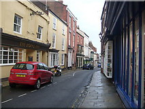 TA1767 : High Street, Old Town, Bridlington by Stefan De Wit