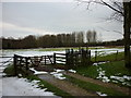 TA1067 : A footpath heading to Rudston by Ian S