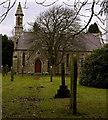 NZ0926 : Church of St. John the Evangelist, Lynesack by Trevor Littlewood