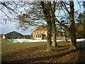 SE7836 : Common Farm off Baileywood Lane by Ian S